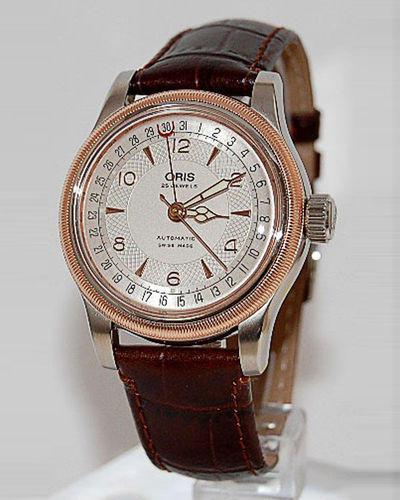 Oris Big Crown Pointer Date 754 7551 40 64 LS :$235.23