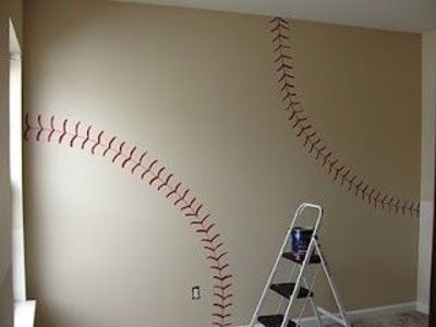 Boys Baseball Room Kids Rooms
