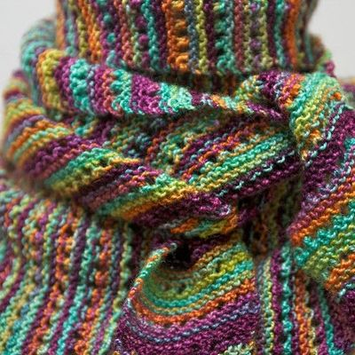 Free Crochet Sock Patterns Using Sock Yarn : free lacey baktus pattern on ravelry.....noro sock yarn ...
