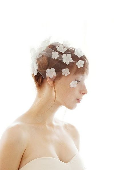 SIBO Designs - bridal veil
