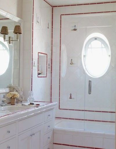beach house bathroom house beautiful magazine bath