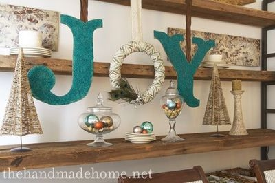 Create large letters monograms using cardboard glitter for Glitter cardboard letters