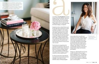Two Small Tables As A Coffee Table Lonny Mag Nate Berkus Hs For The Home Juxtapost