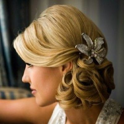 Wedding Hair Low Side Bun Hair Tips Juxtapost