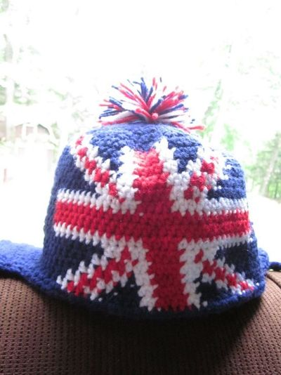 72f3fb1f3e1 British Union Jack Hat Pattern by TheSunshineGirl on Etsy ...