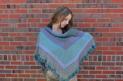 Crochet Pattern For Nursing Shawl : FREE KNITTING PATTERN FOR NURSING SHAWL ? KNITTING PATTERN