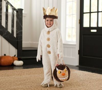 Where The Wild Things Are Max Costume Pottery Barn Kids