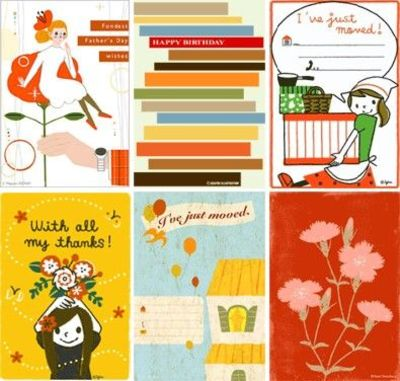 Free printable greeting cards | How About Orange