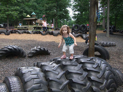 Tire playground ideas ga wheels juxtapost for Tire play structure