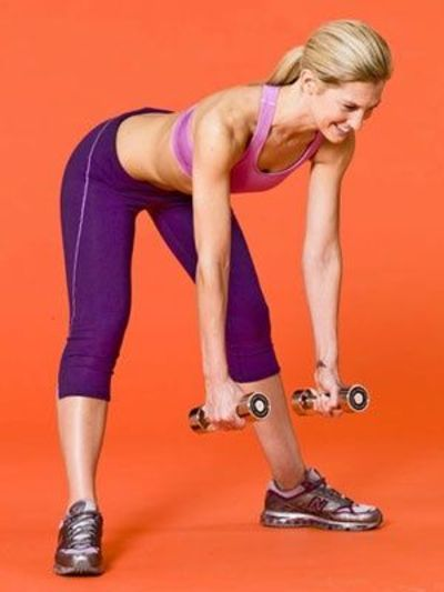 Get rid of arm, leg and ab flab fast