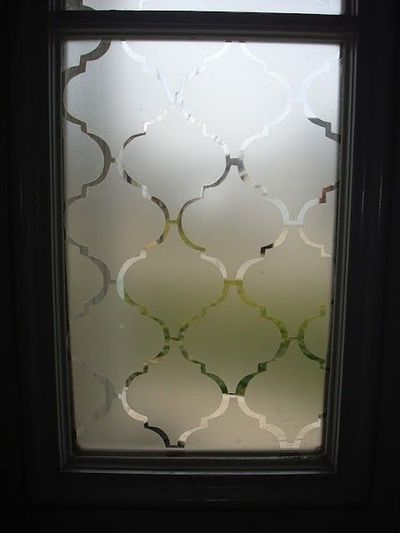 Contact Paper Quot Frosted Quot Glass Windows Nice Signs Juxtapost