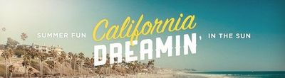 California Dreamin' - type