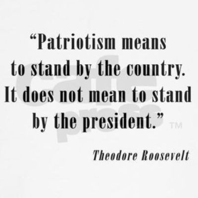 definition of patriotism by scholars