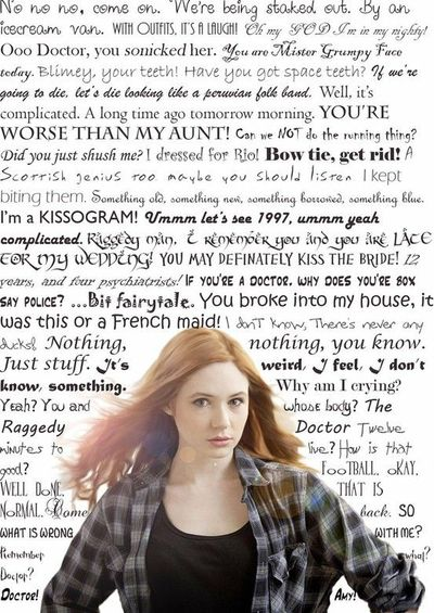 amy pond quotes geeking juxtapost