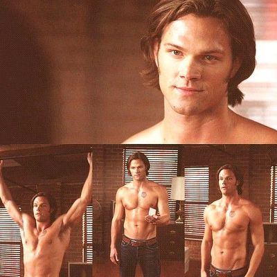 Soulless Sam  Jared did such a fantastic job playing two com