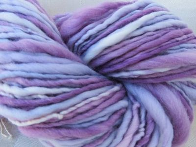 Fairy Dust Handspun Art Yarn 160 yards $37.00