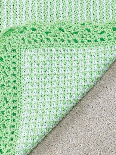 Baby Afghan Patterns To Crochet : free tunisian crochet afghan patterns