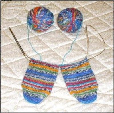CIRCULAR NEEDLE PATTERN SOCK   Patterns For You