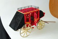 stagecoach quilling