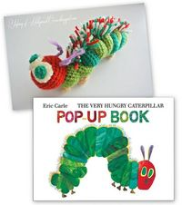 The Very Hungry Caterpillar crochet pattern!