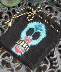 Calaverita knitting pattern