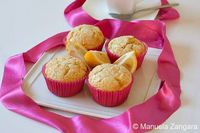 Ricotta And Lemon Muffins: How to make ricotta and lemon muffins: a light, refreshing and delicious treat perfect for a tea par...[read more at Food Frenzy]