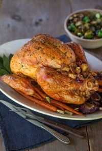 Click here for our guide to ensuring turkey success!