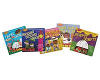 indestructible nursery rhyme books