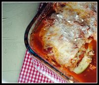 Healthy (Low-Carb) Lasagna