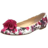 Butter Women's Smiley Pink Floral/Pink Flat - $215