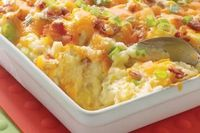 Baked Potato Casserole - I had this and it was sooo good! Can't wait to have it again!