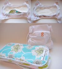easy diy cloth diaper inserts for the g diapers.