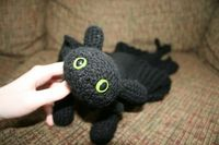 Step-By-Step Tutorial: Toothless from How To Train Your Dragon ... | 133x200