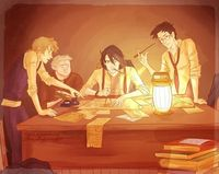 making the marauders map