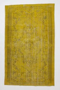 Soroush Rug - Yellow