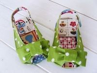 no 187 Anabelle Baby Sandals Sewing Pattern PDF by sewingwithme1, $4.50