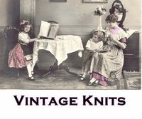 You source for Gentley used crochet & knitting patterns.