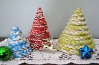 How-To: Crochet Chain Trees from Heather of Seams of Life