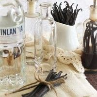 Home Made Vanilla Extract - You'll never go back to store bought, especially not that artificial stuff!