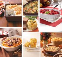 Countdown to Thanksgiving: Make Ahead Sides