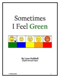 This freebie, �€œSometimes I Feel Green,�€ is a short story which breaks down and presents concepts to students to help them become better able to recognize, identify and manage their emotions.