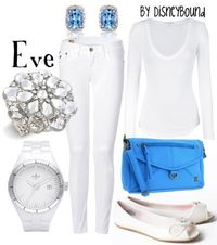 Eve by disneybound