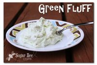 Green Fluff - with COOL WHIP