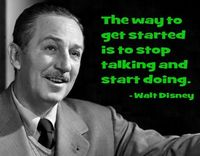 Sometimes you got to think, what would Walt do?