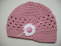 Kiki Cap pattern by Crocheted by Kimberly - wonderful pattern!