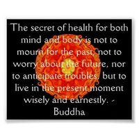 the secret of health...