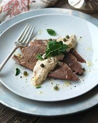 Vitello Tonnato #recipe