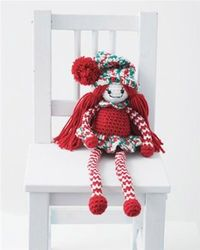 Crochet Christmas Elf - free