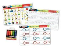 Basic Skills Learning Mats Set - my kids love these!