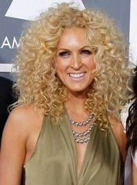 i want her hair!! Kimberly Schlapman from Little Big Town.